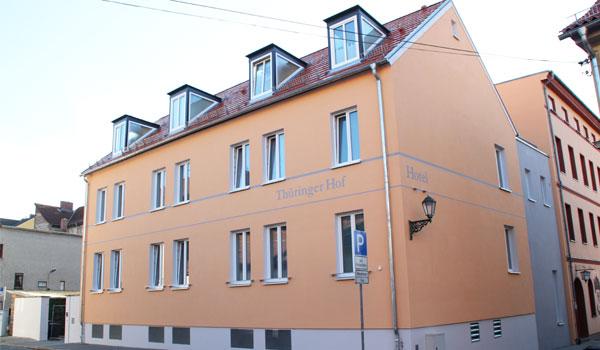 Sonderöffnungszeiten Thüringer Hof Rudolstadt für das Jahr 2018