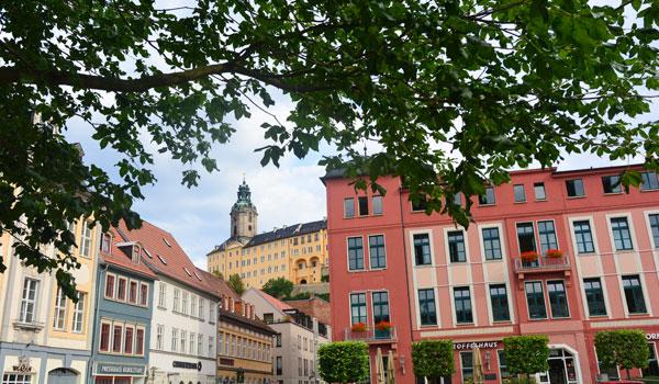 Altstadt Rudolstadt - historische schöne Eindrücke