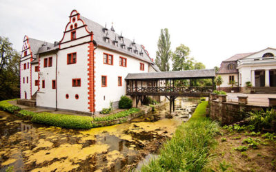 Wasserschloss Großkochberg