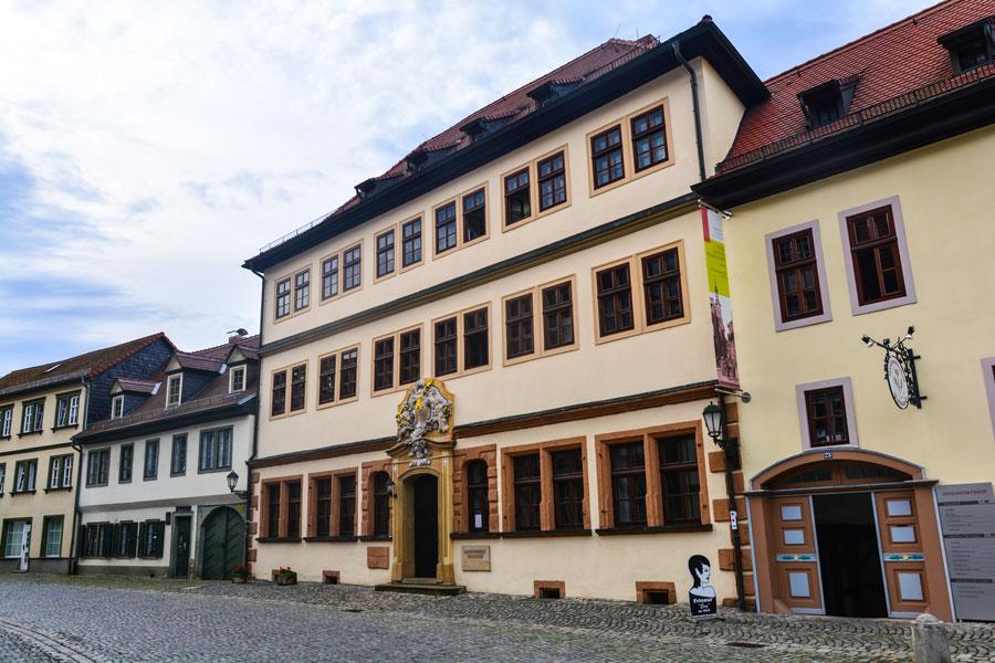 handwerkliche Meisterkunst im Handwerkerhof in Rudolstadt