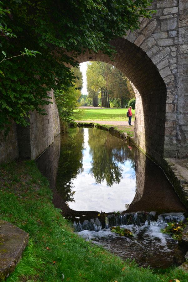 der Ilmpark in Weimar - die grüne Oase