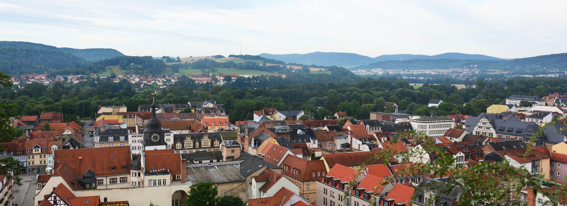 Wetter In Rudolstadt