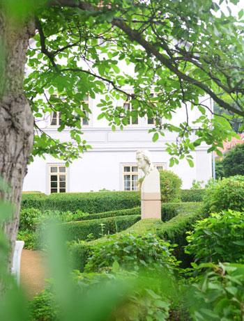Schillerhaus Rudolstadt - historischer und schöner Ausflug