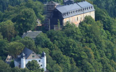 Das Schloss Schwarzburg